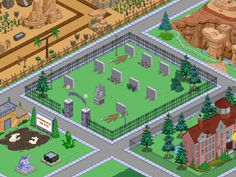 TopiX Design Pool | The Simpsons Tapped Out TopiX