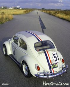 Herbie the Love Bug http://www.glennautomall.com/lexington-used-preowned