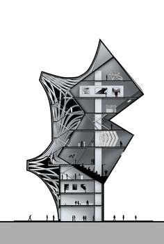 Ziba ESMAEILIAN Dichotomy & Ambiguity. Section. los angeles CALIFORNIA