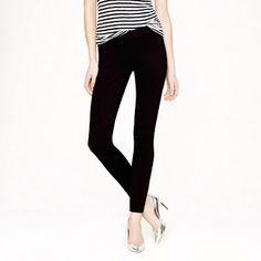 A new look: J. Crew Pixie pants
