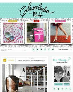 Matérias diárias com dicas decor criativa craft; novos parceiros promoções vem pro Cola que o blog tá que tá! #agoranocola #linknoperfil #blog #colacorelinha