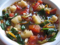 Spicy Vegetable Soup Recipe - Food.com