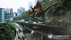 Dinobot charge with Dinobot Scorn leading Dinobot Slash and his trained mercinaries