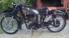 Moto AJS 1948 500