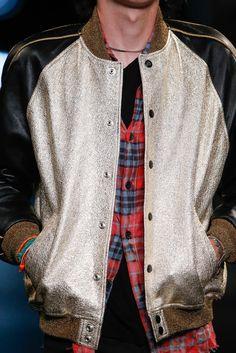 Saint Laurent Spring 2016 Menswear - Details - Gallery - Style.com