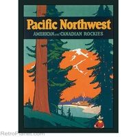 Ive never even been to the PNW but I love this print $12
