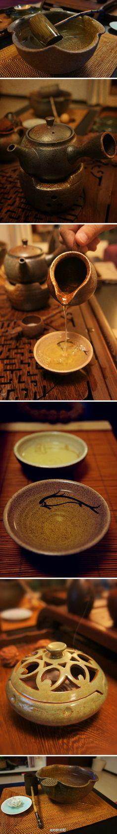 Vietnamese tea Ceremony. Recomended by SenseAsia.net