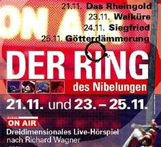 "Kaminski on Air - ""Der Ring des Nibelungen"" | lokalmatador.de"