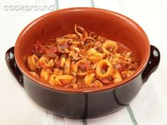 Calamari in tegame: Ricetta Tipica Sicilia | Cookaround