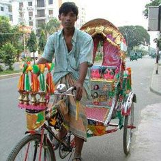 Bazaar Trader and Entrepreneur Samir Barai exploring the busy streets in search of new business opportunities.