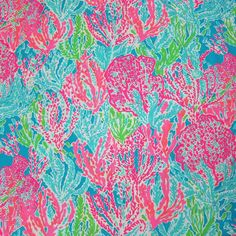 lilly pulitzer fabric by the yard - Google Search