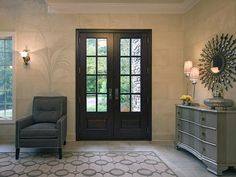 Eclectic Entryways from Mary Elliott on HGTV
