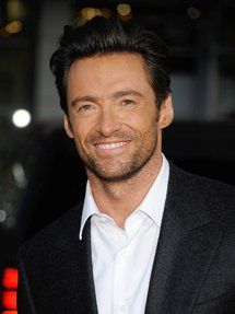 Hugh Jackman! The sexiest man alive...love my aussie lol