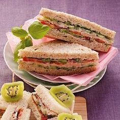 Der italienische Klassiker passt auf Buffets, zum Mitnehmen oder als kleiner Snack zwischendurch.