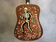 "Kingman™ ""C"" Vince Ray ""Boneshaker"" | Collector Custom Series | Fender®"