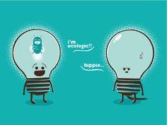 Ecologic - Happy drawings :)