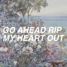 Show me what love's all about, go ahead rip my heart out, if you think that's… 5sos Songs, 5sos Lyrics, Music Lyrics, 5sos Quotes, Lyric Quotes, Qoutes, 5 Seconds Of Summer Lyrics, You Destroyed Me, Out Of Touch