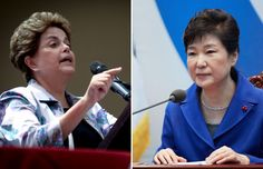 2016: The year in shakeups and surprises:     Brazilian and South Korean Presidents Impeached:   The impeachment of Brazil's first female president, Dilma Rousseff ﴾L﴿, was the culmination of months of controversy within the highest level of Brazilian politics. Rousseff, who was found guilty of breaking budgetary laws, was formally impeached on Aug. 31. Some months later, in December 2016...  More...