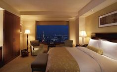 The Ritz-Carlton hotel, Tokyo, Japan: review