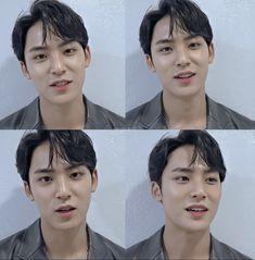 Woozi, Wonwoo, Kim Min Gyu, Mingyu Seventeen, Adore U, City Boy, Pledis Entertainment, Seungkwan, People Of The World