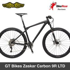 REVIEW: GT Bikes Zaskar Carbon 9R LTD  There's only one reason to keep making a bike for 25 years: it's very, very good.   LEARN MORE: http://roa.rs/1SDV6l8?utm_content=buffere6ca2&utm_medium=social&utm_source=pinterest.com&utm_campaign=buffer  #gt #zaskar #mtb #carbon #hardtail #mountainbike #GTBicycles