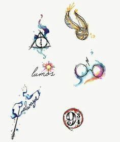 Harry Potter Tattoos vom Lady Pirates Tattoo Studio in Leigh-on-Sea, Esse . - Harry Potter Tattoos von Lady Pirates Tattoo Studio in Leigh-on-Sea, Essex – Künstler Harry Pott - Harry Potter Kunst, Tatto Harry Potter, Harry Potter Dragon, Harry Potter Snitch, Arte Do Harry Potter, Cute Harry Potter, Harry Potter Tumblr, Wallpaper Harry Potter, Harry Potter Artwork