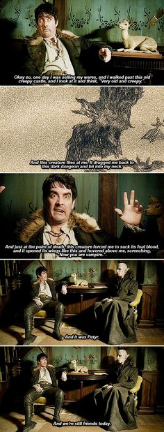 What We Do in the Shadows (2014) Directed by Jemaine Clement and Taika Waititi