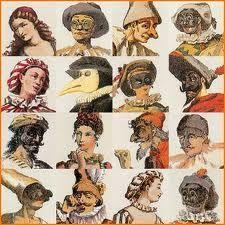 La Commedia dell'arte names of characters - Google Search
