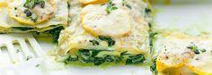 Najlepsza lasagne ze szpinakiem i cukinią | Blog | Kwestia Smaku