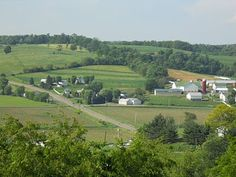 Amish Country- This is what I see every day!
