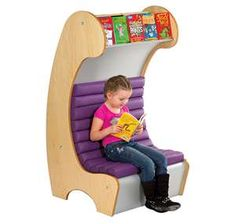 1000 images about reading chairs on pinterest kid chair for Toddler reading chair