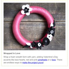 So cute for Valentine's Day!