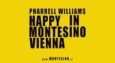 """Der Sänger Pharell Williams feiert derzeit wieder einen großen Erfolg. Hierzu hat sein aktuelles Musikvideo mit dem Titel """"Happy"""" beigetragen. Der Song geht bei den Fans direkt unter die Haut und nach nur wenigen Wochen in den Charts können die Fans das Lied problemlos mitsingen."""