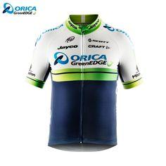 Orica-GreenEdge Replica Jersey Clothes Crafts b36b0d132