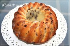 LATSIAKONYHÁJA: Tízperces kuglóf Ring Cake, Hungarian Recipes, Cake Cookies, Cupcakes, Pound Cake, Bagel, Scones, Recipies, Muffin