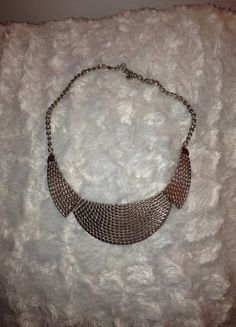 Beaded Necklace, Chain, Silver, Jewelry, Fashion, Silver Chains, Spinning Top, String Of Pearls, Schmuck