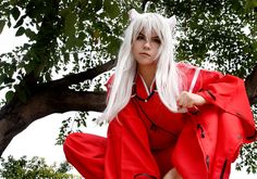 InuYasha cosplay revert the dreamboat of Anime