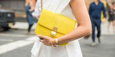 63 Amazing Street Style Accessories From New York Fashion Week  - Cosmopolitan.com