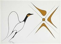 Find auction results by Benjamin Chee Chee. Browse through recent auction results or all past auction results on artnet. Inuit Art, Art Object, Tribal Art, Chee Chee, Art Photography, Painted Birds, Auction, Abstract, Artist
