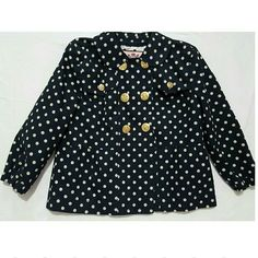 MAKE AN OFFER!!!!!?Authentic Juicy couture jacket Super chic navy blue by Juicy Couture. Must have staple! Great condition. Need washing Juicy Couture Jackets & Coats