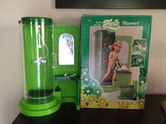 Produced by: BT-Toys, The Netherlands Dated/Period: See picture to see exactly what you will be getting. (Also known among collectors as the Dutch Version of Sindy! Barbie Furniture, Dollhouse Furniture, Vintage Furniture, Barbie Bathroom, Barbie Box, Sindy Doll, Shower Accessories, Hard To Find, Miniatures
