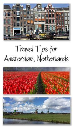 Travel Tips for Amst