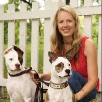 Sarah Lukemire of Lola the Pitty - Flea & Tick repellents, what we tried & what works