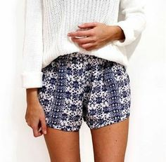 Click to see best patterned silk shorts under $100: http://www.slant.co/topics/4569/~black-or-patterned-silk-shorts-for-under-100