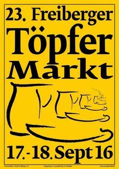 Freiberger Töpfermarkt 2016