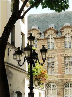 Les rues de Paris | rue de Furstemberg | 6ème arrondissement