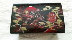 VINTAGE-MUSICAL-JEWELRY-BOX-INLAID-BLACK-LACQUER-MADE-IN-JAPAN