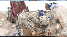 Dakota Pipeline Protesters Leave 250 Truckloads Of Garbage To Clean Up