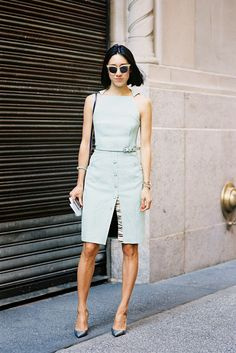 New York Fashion Week SS 2014....Eva - Vanessa Jackman