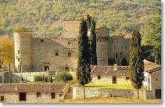 Gaiole - Castello di Meleto